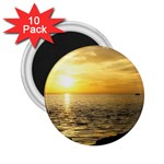 Yellow Sky 2.25  Magnet (10 pack)