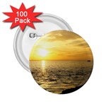 Yellow Sky 2.25  Button (100 pack)