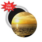 Yellow Sky 2.25  Magnet (100 pack)