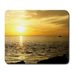 Yellow Sky Large Mousepad