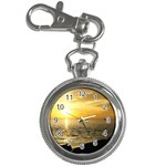Yellow Sky Key Chain Watch