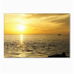 Yellow Sky Postcards 5  x 7  (Pkg of 10)