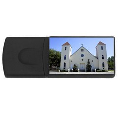 Historic Catholic Church USB Flash Drive Rectangular (1 GB) by lperry