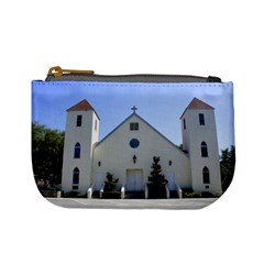 Historic Catholic Church Mini Coin Purse by lperry