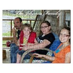 The Johnson Family - Jigsaw Puzzle (Rectangular)