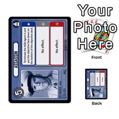 Cold War Cia Vs Kgb 3 Players By Heath Doerr   Multi Purpose Cards (rectangle)   8dggt66ngh9q   Www Artscow Com Frontback