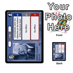 Cold War Cia Vs Kgb 3 Players By Heath Doerr   Multi Purpose Cards (rectangle)   8dggt66ngh9q   Www Artscow Com Front 7