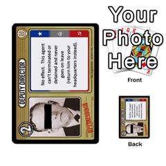 Cold War Cia Vs Kgb 3 Players By Heath Doerr   Multi Purpose Cards (rectangle)   8dggt66ngh9q   Www Artscow Com Front 11