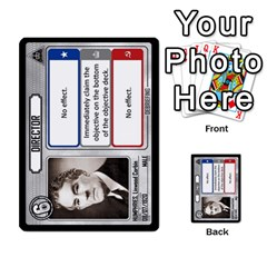 Cold War Cia Vs Kgb 3 Players By Heath Doerr   Multi Purpose Cards (rectangle)   8dggt66ngh9q   Www Artscow Com Front 23