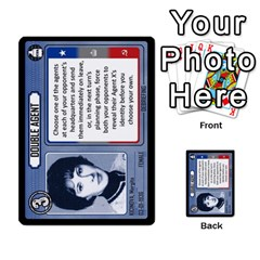 Cold War Cia Vs Kgb 3 Players By Heath Doerr   Multi Purpose Cards (rectangle)   8dggt66ngh9q   Www Artscow Com Front 4