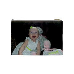 Grandma Deb By Jessica Nagel   Cosmetic Bag (medium)   Q255duslzs4c   Www Artscow Com Back