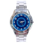 Blue Lagoon Stainless Steel Analogue Men's Watch
