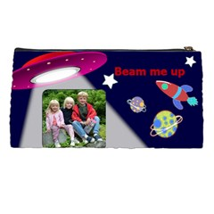 Space Pencil Case By Deborah   Pencil Case   C1urp7r32gmk   Www Artscow Com Back