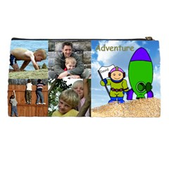 Adventure Pencil Case By Deborah   Pencil Case   Fys6bvihmgue   Www Artscow Com Back
