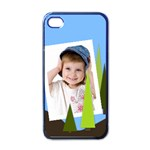kids - Apple iPhone 4 Case (Black)