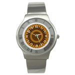 Golden Lagoon Stainless Steel Watch