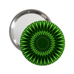 Green Lagoon 2.25  Handbag Mirror