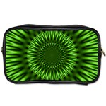 Green Lagoon Toiletries Bag (Two Sides)