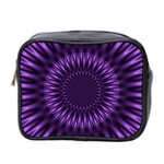 Lilac Lagoon Mini Toiletries Bag (Two Sides)