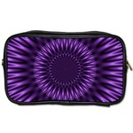 Lilac Lagoon Toiletries Bag (Two Sides)