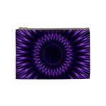 Lilac Lagoon Cosmetic Bag (Medium)
