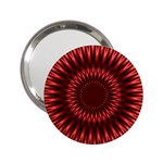 Red Lagoon 2.25  Handbag Mirror