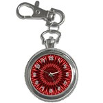 Red Lagoon Key Chain Watch
