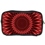 Red Lagoon Toiletries Bag (Two Sides)