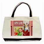 with love - Classic Tote Bag (Two Sides)