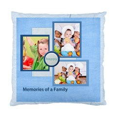 Family By Mac Book   Standard Cushion Case (two Sides)   Rv0hukhld9pq   Www Artscow Com Front