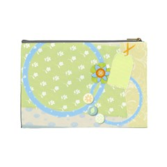 Simple By Angena Jolin   Cosmetic Bag (large)   22n71xb9qg92   Www Artscow Com Back