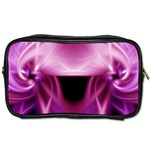 Pink Twist Toiletries Bag (Two Sides)