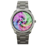 Multi Twist Sport Metal Watch