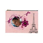 French Quarter - Cosmetic Bag 2 (Large) - Cosmetic Bag (Large)