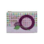 with love bag - Cosmetic Bag (Medium)