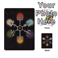 Yggdrasil Custom Variant Deck Expansion   Ragnarok Deck By Michael   Multi Purpose Cards (rectangle)   M9scrrlgvzhp   Www Artscow Com Back 52