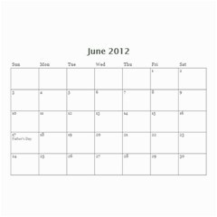Nonna By Jennifer Mayer   Wall Calendar 8 5  X 6    M70v1nwstq7n   Www Artscow Com Jun 2012