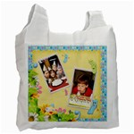 Birthday Recycle Bag (One Side) c