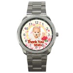 mothers day - Sport Metal Watch