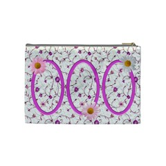 Country Daisy Medium Cosmetic bag by Deborah Back