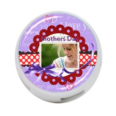 Mothers Day By Joely   4 Port Usb Hub (two Sides)   4vjar9n4hn18   Www Artscow Com Front