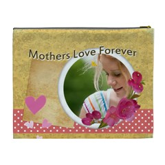 Mothers Day By Joely   Cosmetic Bag (xl)   Absg1qzjaek5   Www Artscow Com Back