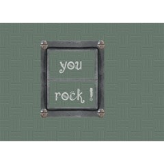 His   3d Card By Kdesigns   I Love You 3d Greeting Card (7x5)   M6w79cqd9a4u   Www Artscow Com Back