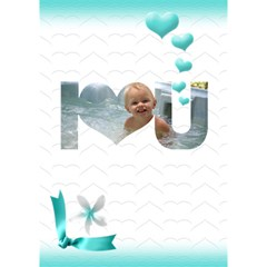 Just Splash   3d Card By Kdesigns   I Love You 3d Greeting Card (7x5)   Ciwk5v2duiw6   Www Artscow Com Inside