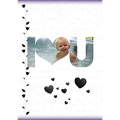Just Splash3   3d Card By Kdesigns   I Love You 3d Greeting Card (7x5)   Nncl26020dzk   Www Artscow Com Inside