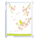 sptingbird - Apple iPad 2 Case (White)