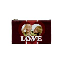 Love By May   Cosmetic Bag (small)   Ytpdiabdyba5   Www Artscow Com Front