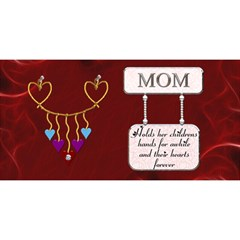 Mom 3d Card By Lil Front