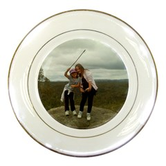 MP001 Porcelain Plate by stuartcarrie