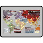 MantaTS_Esp12000 - Fleece Blanket (Large)